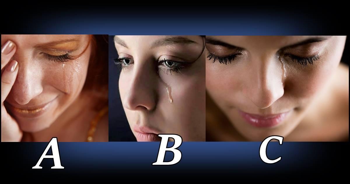 Izaberite jednu SLIKU i SAZNAJTE sta ce vas RASPLAKATI u BUDUCNOSTI: Ko je KRIV za vase SUZE i KO ce biti UZ VAS da vam ih OBRISE!