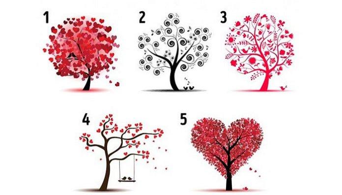 TEST: Koje drvce vas privlači? ONO otkriva vašu osobnost u LJUBAVI!