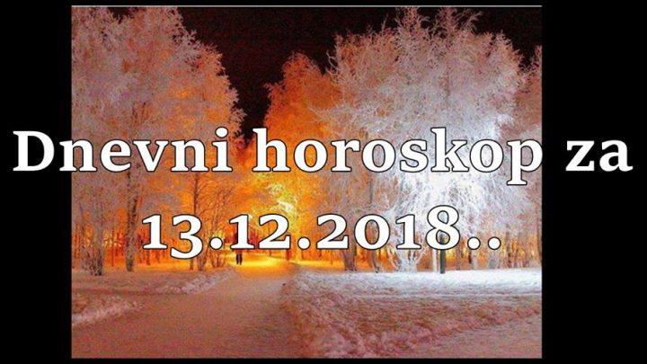 DNEVNI HOROSKOP za 13. DECEMBAR: Rak nervozan i tuzan, Vodolija uziva u danu!