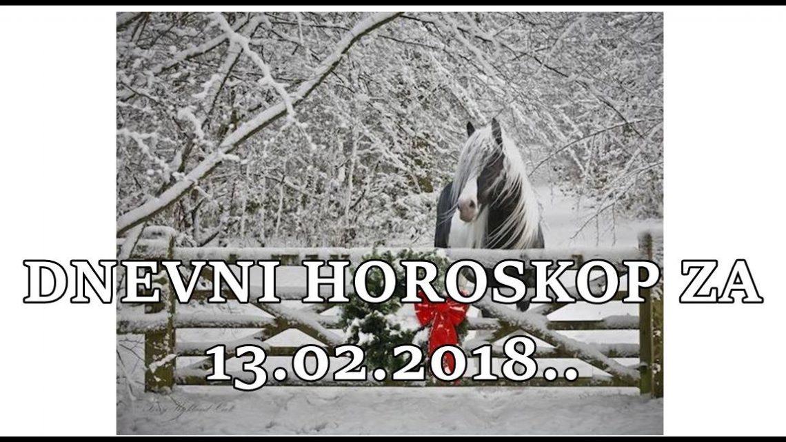 DNEVNI HOROSKOP za 13. FEBRUAR: Biku se proslost vraca, Vagu ocekuje savrsen dan!