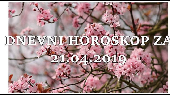 DNEVNI HOROSKOP za 21. APRIL: Vodoliju ocekuje nesto posebno!