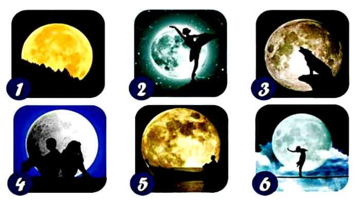 TEST: Vaš omiljeni Mjesec otkriva vašu osobnost, sposobnost i daje poruku!