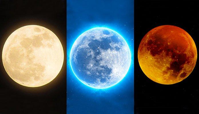 Odaberite jedan čarobni Mjesec i pročitajte posebnu poruku