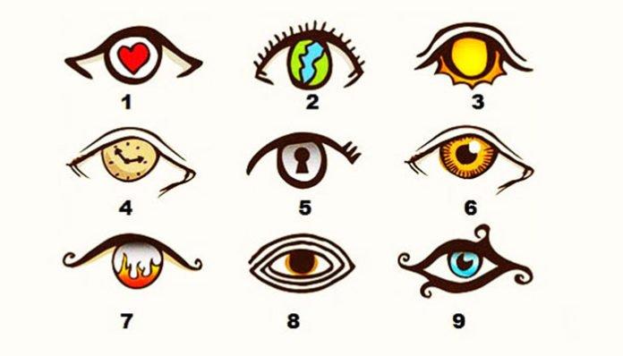 Izaberite OKO i saznajte što ono vidi u vama – Test koji pogađa u srž!
