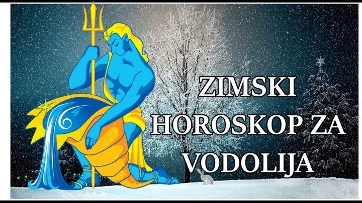 VODOLIJA – ZIMSKI HOROSKOP: Zima vam donosi nesto jako bitno!