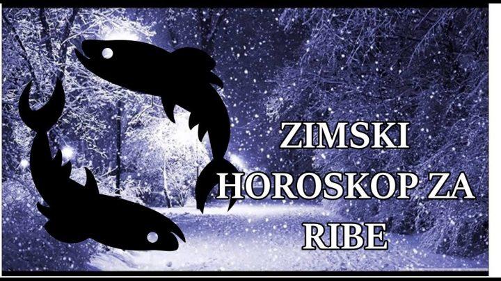 RIBE – ZIMSKI HOROSKOP: Tokom zime ce sreca uci u vas zivot!