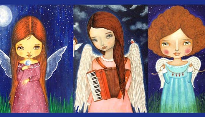 Izaberite anđela i otkrijte božićnu poruku i blagoslov