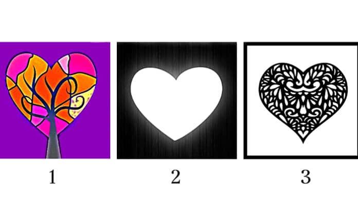 TEST: Odaberite jedno SRCE – Ono krije važnu ljubavnu tajnu vaše prošlosti!