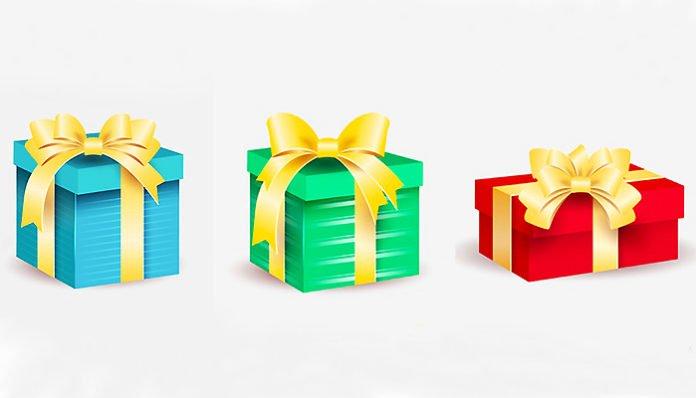 Odaberite poklon! U njemu se krije tajna vaše ljubavne sudbine!