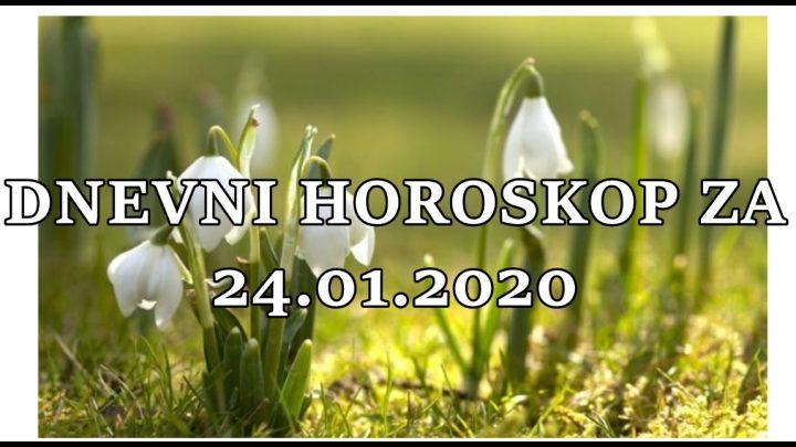 Dnevni horoskop za 24. JANUAR: Dobrota Riba ce biti nagradjena!