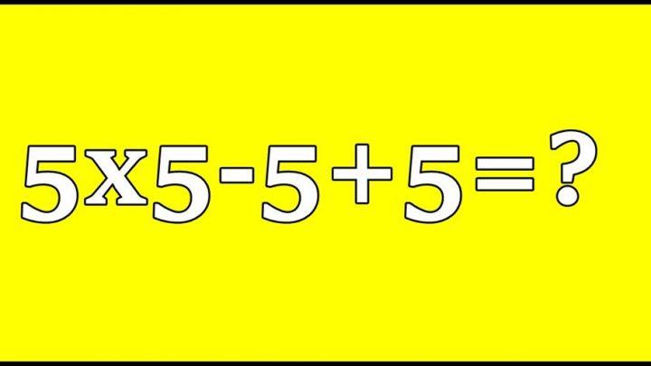 Izgleda jednostavno, ali nije: Mozete li Vi resiti ovaj zadatak?!