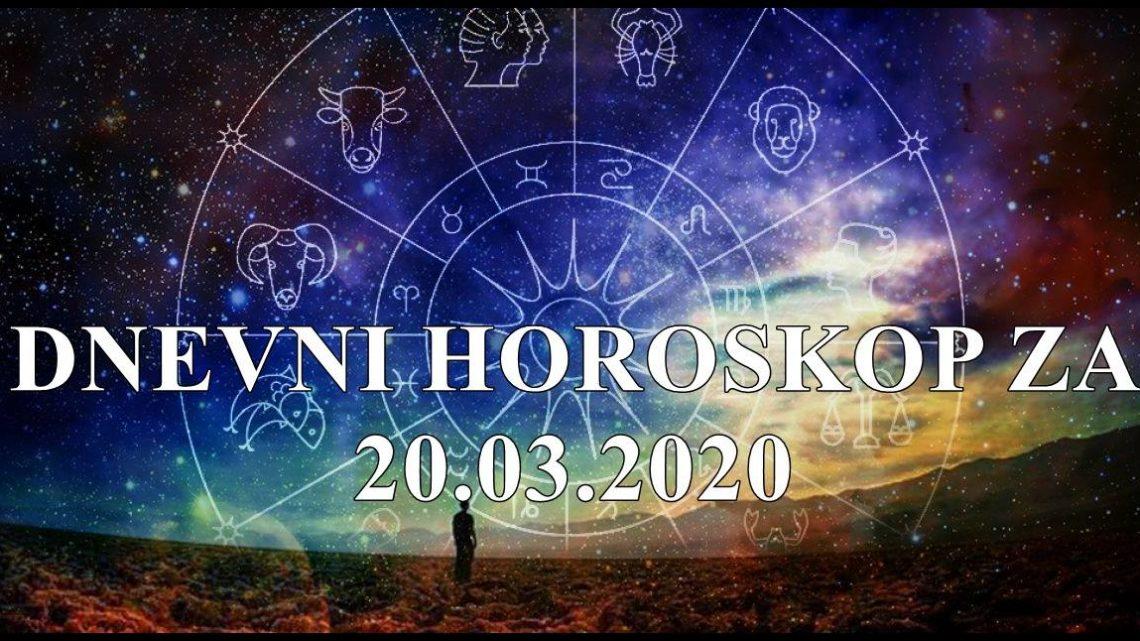 Dnevni horoskop za 20. MART: Ovan ce moci da dobije sve sto pozeli!