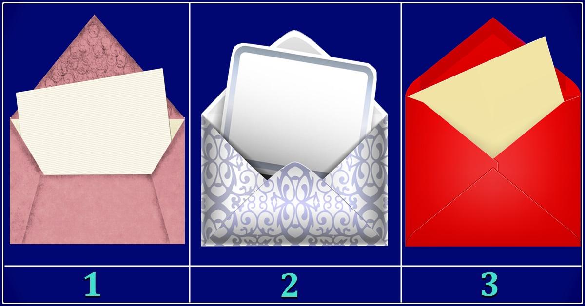 Izaberi pismo i saznaj poruku